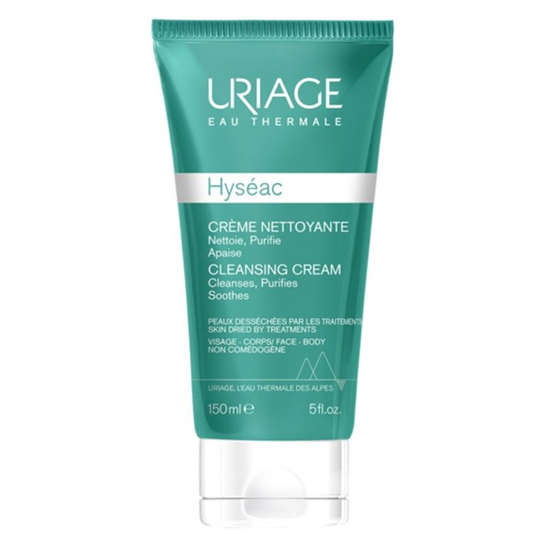 Крем Uriage Hyseac Cleansing Cream 150 мл крем uriage isoliss cream