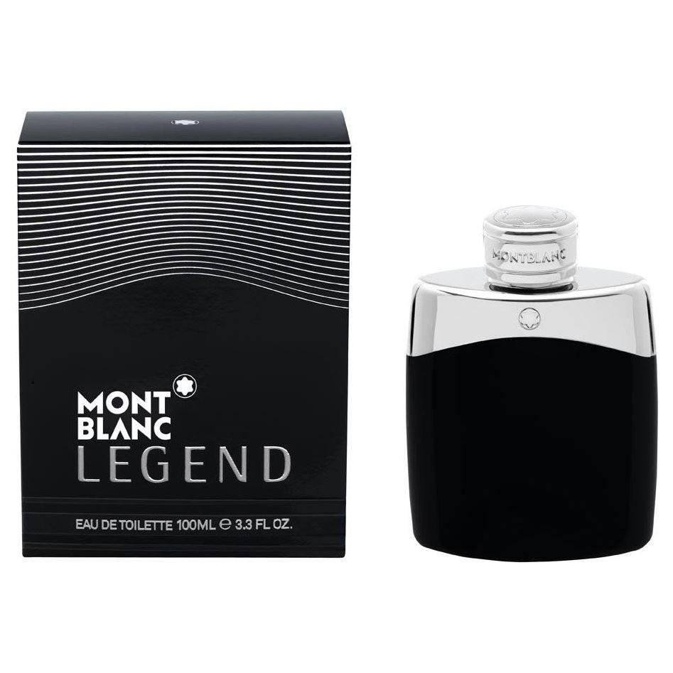 все цены на Туалетная вода Mont Blanc Legend Homme 50 мл онлайн