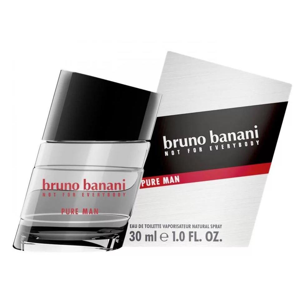 Туалетная вода Bruno Banani Pure Man 50 мл туалетная вода для мужчин bruno banani pure man 30 мл