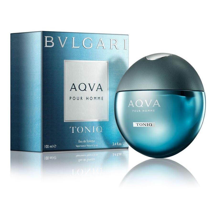 Туалетная вода Bvlgari Aqva Pour Homme Toniq 100 мл bvlgari aqva atlantiqve шампунь и гель для душа 200 мл