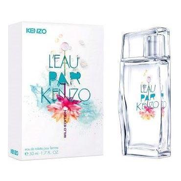 все цены на  Туалетная вода Kenzo L'Eau Par Kenzo Wild Pour Femme  онлайн