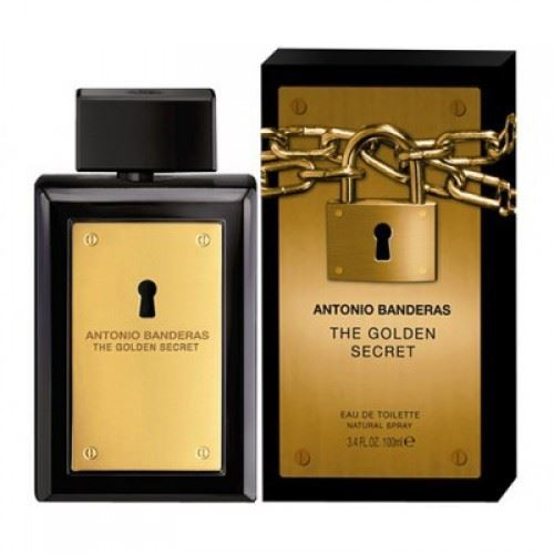 Туалетная вода Antonio Banderas The Golden Secret bloodlines the golden lily