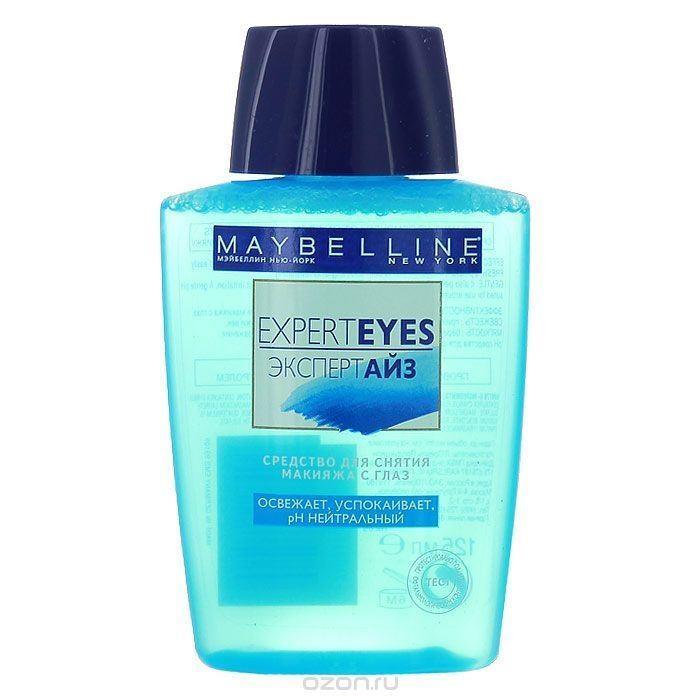 Жидкость Maybelline Expert Eyes 2 in 1  недорого