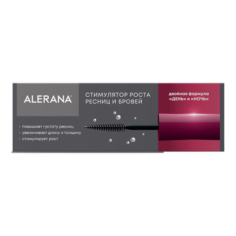 Дневной уход Alerana Стимулятор роста ресниц и бровей 6 мл рефарм стимулятор роста волос лосьон 150г