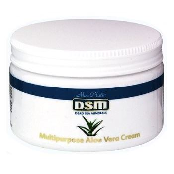 Крем Mon Platin Крем многофункциональный Алоэ Вера 250 мл крем mon platin крем многофункциональный оливковое масло и мирт 250 мл