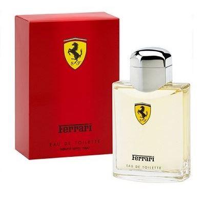 Туалетная вода Ferrari Ferrari Red  40 мл туалетная вода ferrari cavallino туалетная вода man in red 100 мл