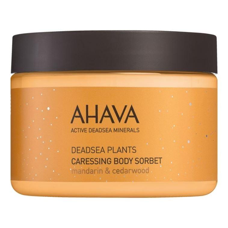 Крем Ahava Plants Крем-сорбет нежный для тела 350 мл ahava deadsea plants нежный крем для тела мандарин и кедра 350 мл