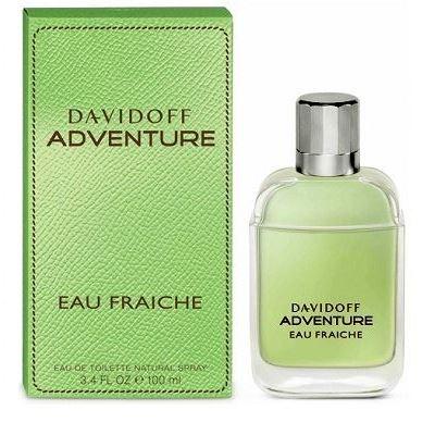 Туалетная вода Davidoff Adventure Eau Fraiche 50 мл davidoff silver shadow в омске