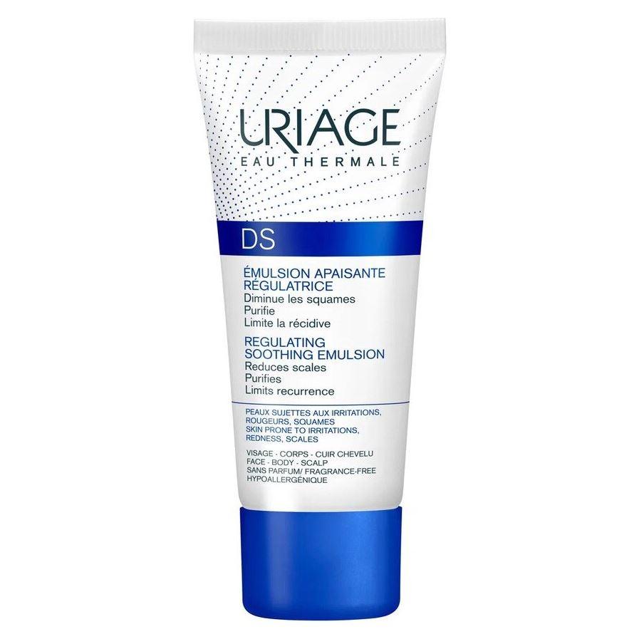 Эмульсия Uriage D.S. Regulating Emulsion 40 мл uriage увлажняющий крем для лица для детей и новорожденных первый крем 40 мл