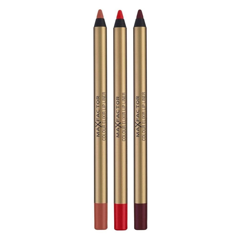 Карандаши Max Factor Colour Elixir Lip Liner (12) блеск для губ colour elixir тон 45 max factor цвет lux berry