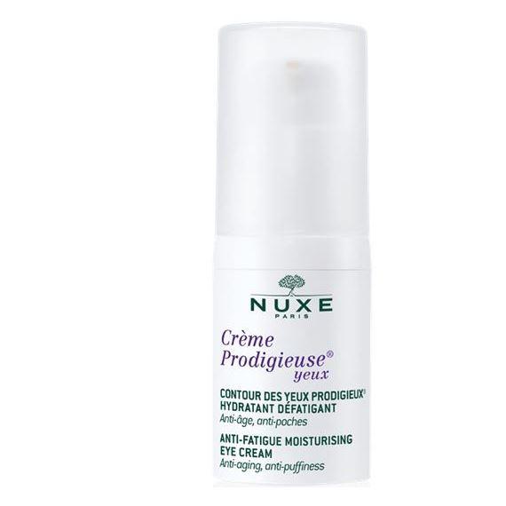 Крем Nuxe Продижьёз® Крем для контура глаз пудра nuxe нюкс продижьёз пудра компактная блок 25 г