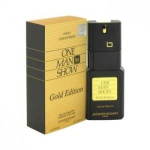 Туалетная вода Jacques Bogart One Man Show Gold Edition корпус in win pe689bl 600w black