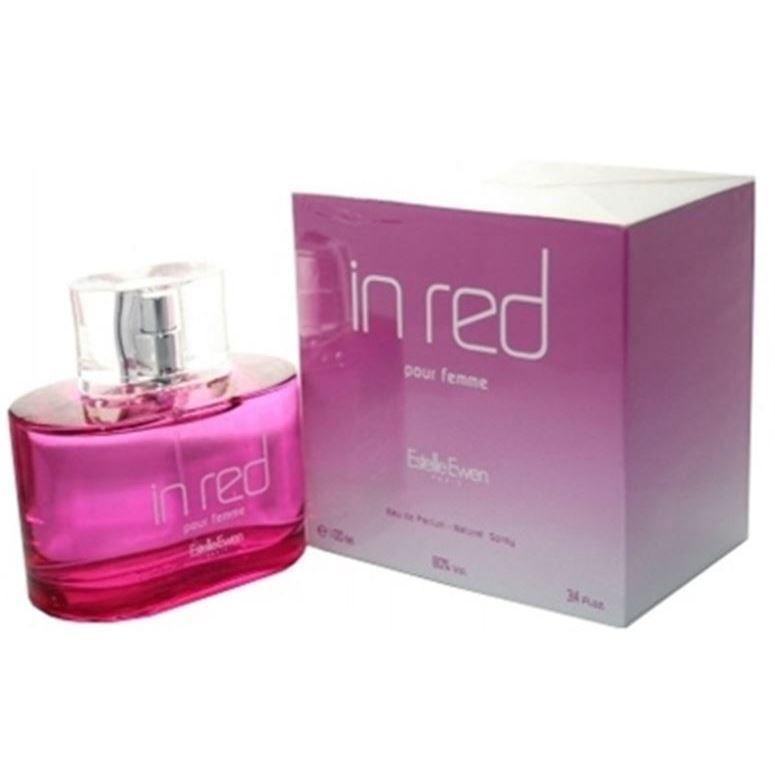 Парфюмированная вода Geparlys In Red Pour Femme 100 мл geparlys unpredictable lady