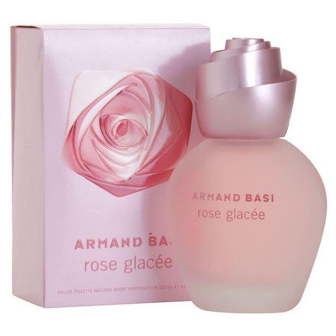 Туалетная вода Armand Basi Rose Glacee 50 мл armand basi туалетная вода rose glacee 100 ml