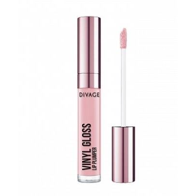 Блеск для губ Divage Vinyl Gloss (3221) блеск для губ divage vinyl gloss transparent lip liner 23