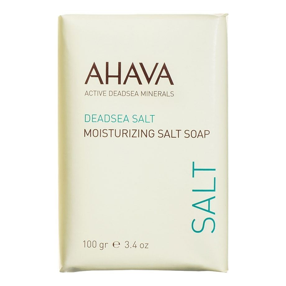 Мыло Ahava Salt Мыло на основе соли Мертвого моря (100 г) ahava mud мыло на основе грязи мертвого моря 100 г