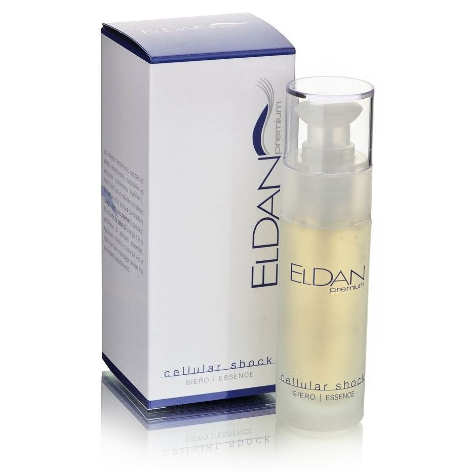 Сыворотка Eldan Premium Cellular Shock Serum недорого
