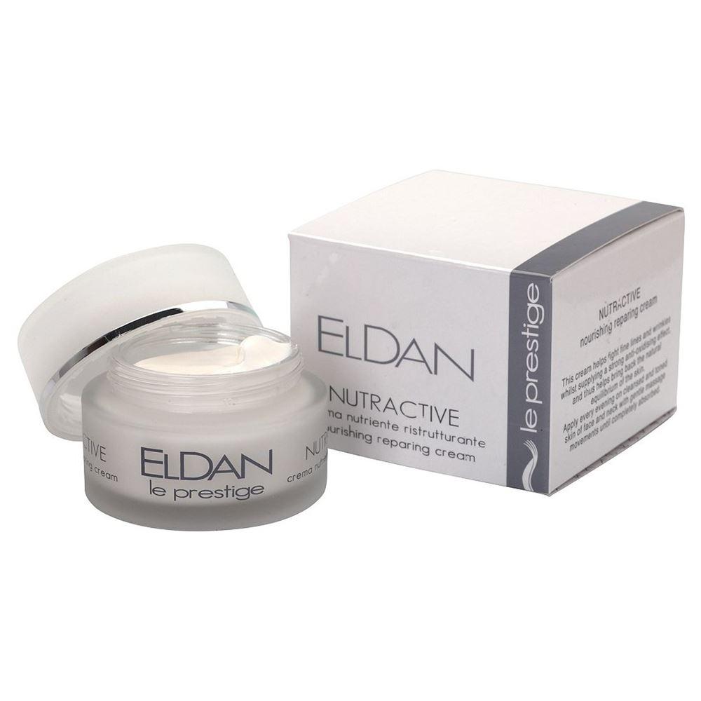 Крем Eldan Nourishing Repairing Cream 50 мл крем eldan dmae anti aging cream lifting effect 50 мл