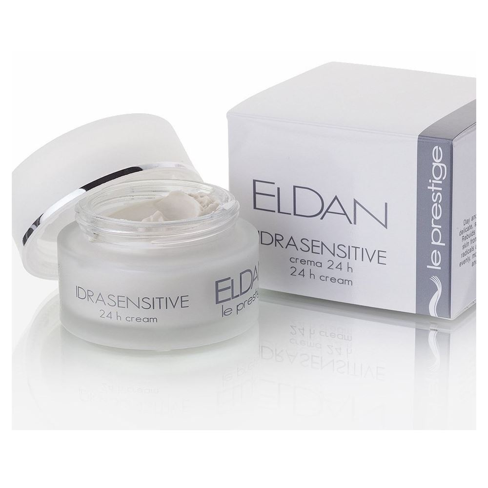 Крем Eldan Idrasensitive Crema 24 h 50 мл недорого