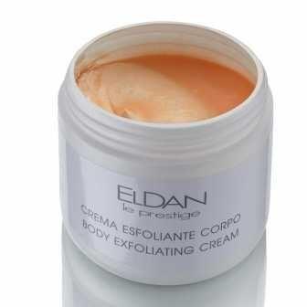 Крем Eldan Body Exfoliating Cream крем eldan 24 hour cream