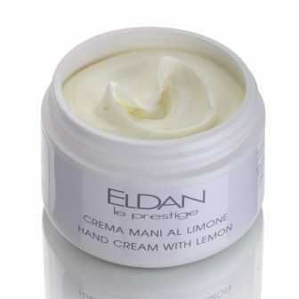 Крем Eldan Hand Cream With Lemon 250 мл labiotte marryeco relaxing hand cream with cornflower крем для рук с экстрактом василька 50 мл