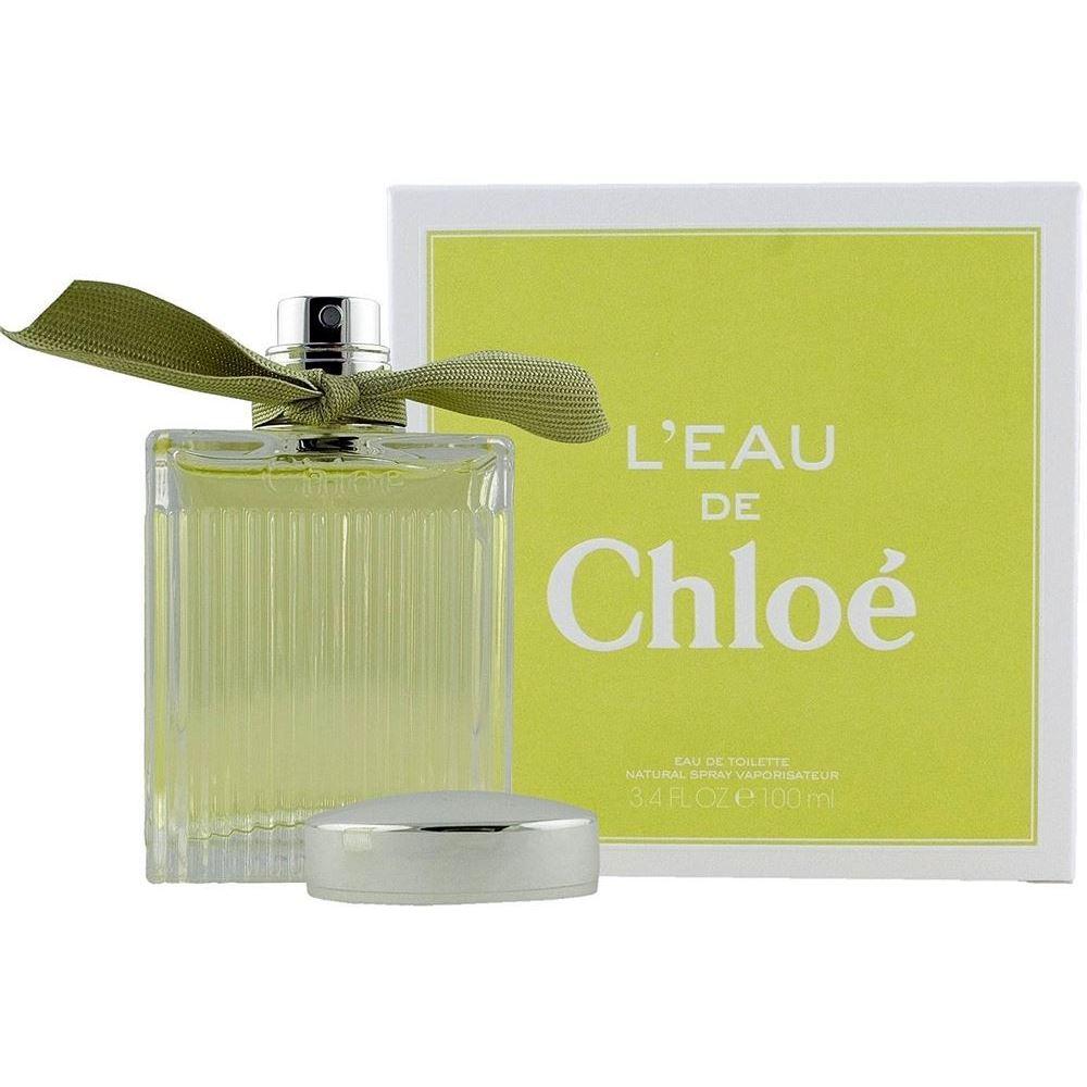Туалетная вода Chloe L'Eau de Chloe туалетная вода chloe l eau de chloe объем 50 мл вес 100 00
