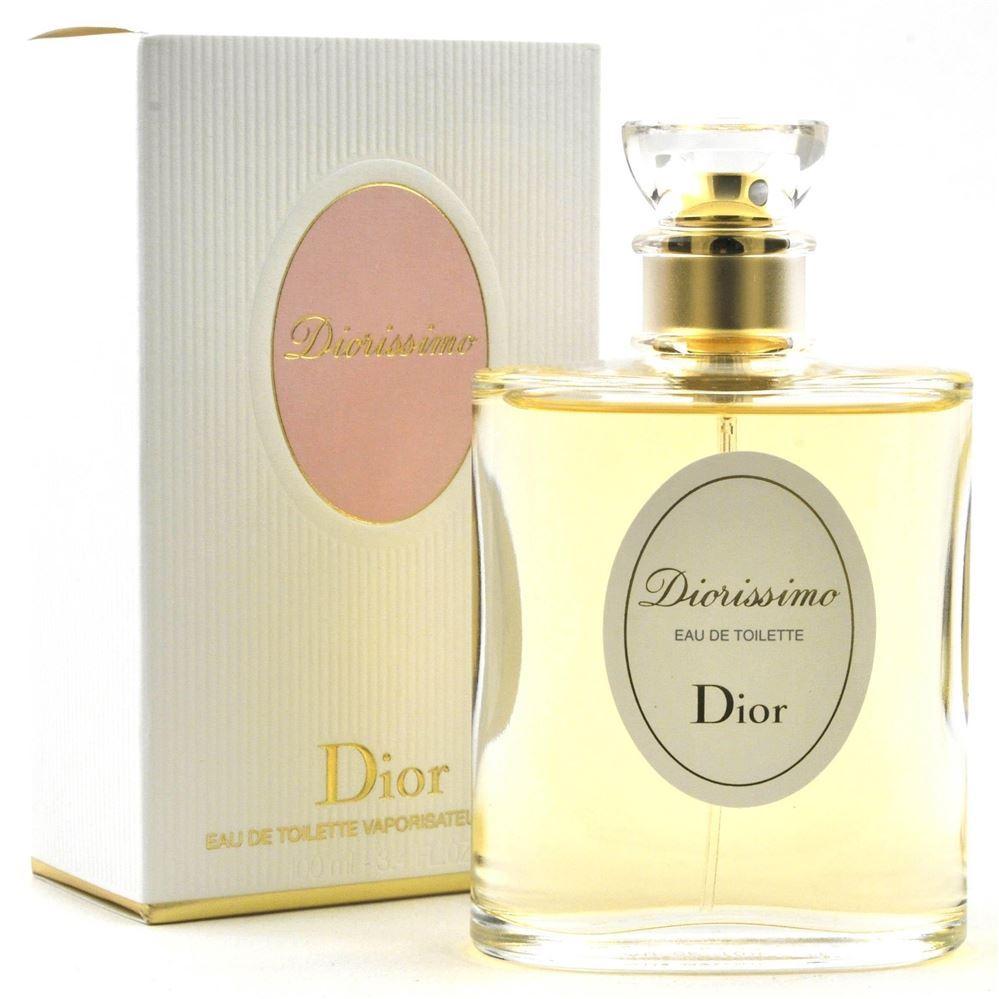 Парфюмированная вода Christian Dior Diorissimo 50 мл christian dior парфюмированная вода pure poison 100 ml