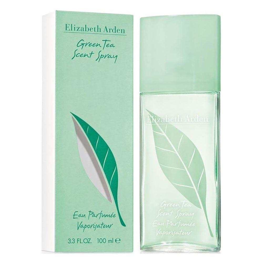Парфюмированная вода Elizabeth Arden Green Tea 50 мл elizabeth arden парфюмированная вода 5th avenue nights 75 ml