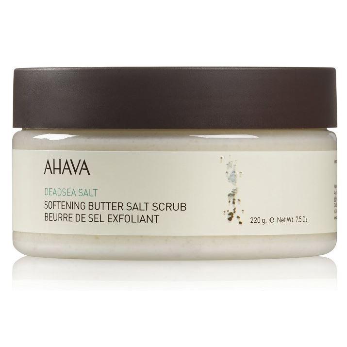 Ahava Salt Масло-скраб смягчающий ahava salt соль мертвого моря натуральная