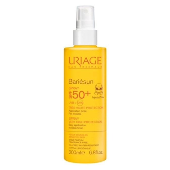 цена на Спрей Uriage Bariesun Spray For Children SPF 50+