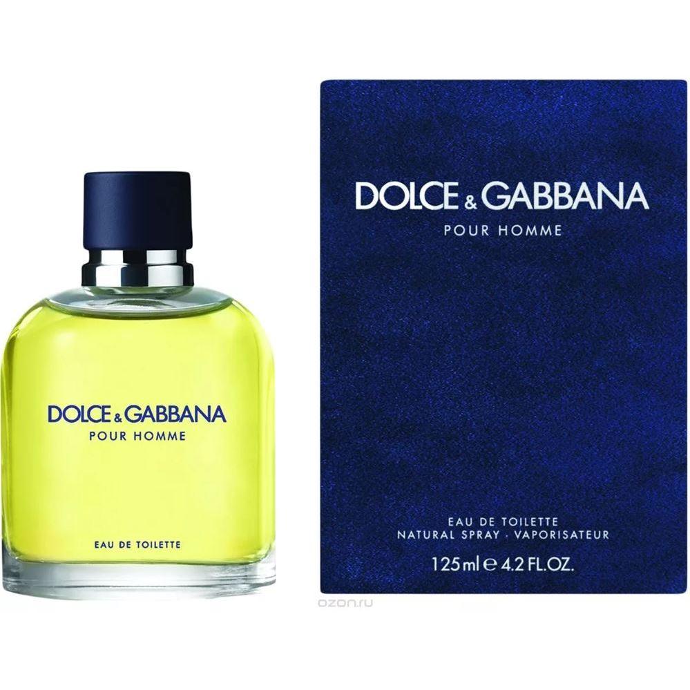 Туалетная вода Dolce & Gabbana Dolce & Gabbana Pour Homme 75 мл