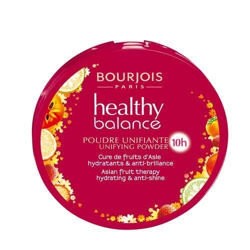 Пудра Bourjois Healthy Balance Poudre (56) фен elchim 3900 healthy ionic red 03073 07
