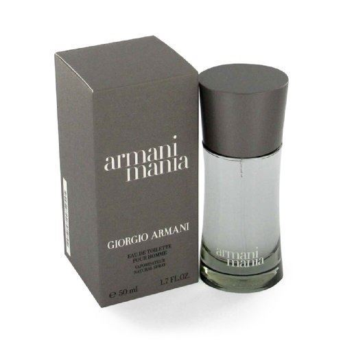 Туалетная вода Giorgio Armani Armani Mania Pour Homme подарочный набор giorgio armani acqua di gio for men