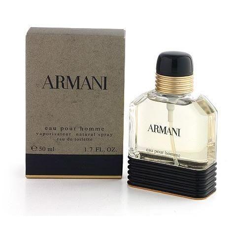 Туалетная вода Giorgio Armani Armani Pour Homme 50 мл giorgio armani acqua di gio homme essenza парфюмерная вода 75 мл