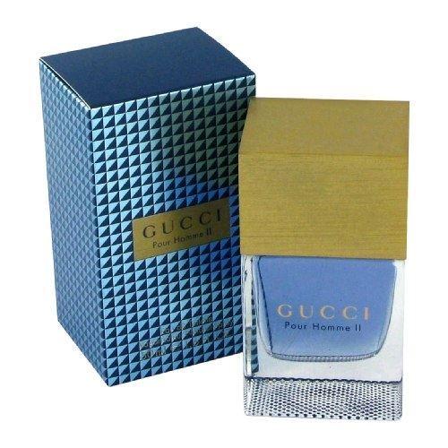 Туалетная вода Gucci Gucci Pour Homme II gucci туалетная вода flora by gucci fraiche 75 ml