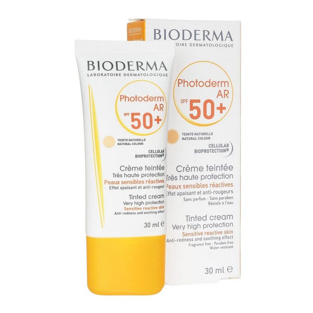 Крем Bioderma AR Крем SPF 50+ bioderma солнцезащитный крем spf 100
