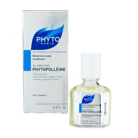 Концентрат Phyto Phytopolleine 25 мл caudalie концентрат для похудения концентрат для похудения
