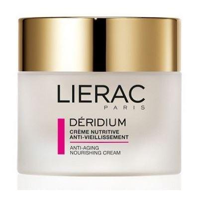 Крем Lierac Creme Nutritive Anti-Vieillissement 50 мл lierac лиерак деридиум крем питательный для сухой и очень сухой кожи банка 50 мл
