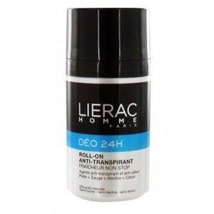 Дезодорант Lierac Deo 24H Roll-on cm300ha 24h