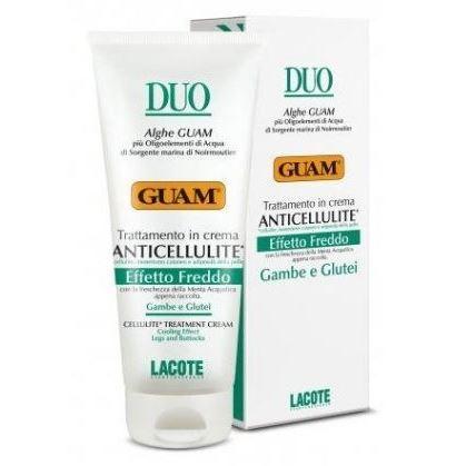 Крем Guam Крем охлаждающий антицеллюлитный Trattamento In Crema Anticellulite Effetto Freddo недорого