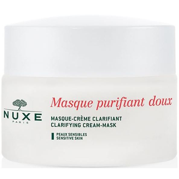 Крем Nuxe Крем-Маска 50 мл organiczone маска для лица освежающая 50 мл