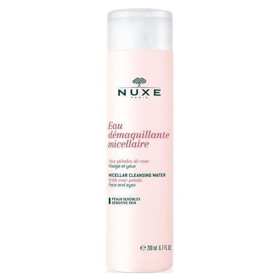 Вода Nuxe Очищающая Вода 200 мл мицеллярная вода ducray мицеллярная вода увлажняющая для лица и глаз иктиан 200 мл