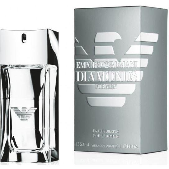 Туалетная вода Giorgio Armani Emporio Armani Diamonds For Men 30 мл giorgio armani туалетная вода armani mania men 100 ml