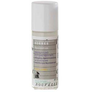 Дезодорант Korres Antiperspirant No Fragrance Equisetum 30 мл дезодорант