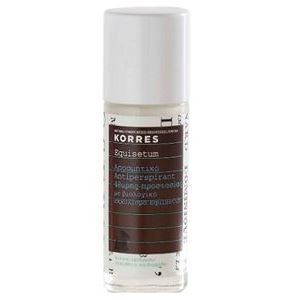 Дезодорант Korres Antiperspirant With Fragrance Equisetum дезодорант ролл 48 часов молодежный lavilin 65 мл hlavin