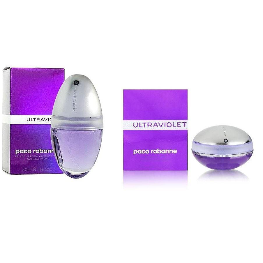 Парфюмированная вода Paco Rabanne Ultraviolet 80 мл парфюмерная вода paco rabanne парфюмерная вода ultraviolet 50 мл