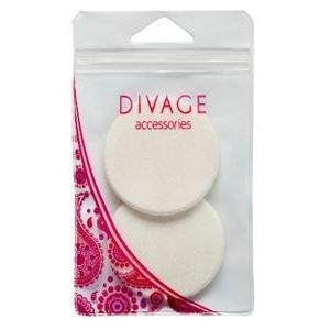 Набор Divage Набор косметических спонжей для основы макияжа (Набор спонжей)