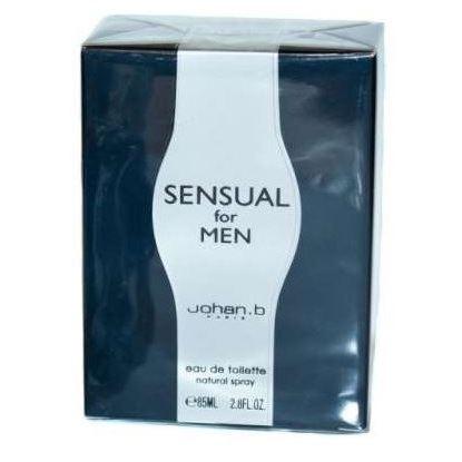 Туалетная вода Geparlys Sensual for Men 85 мл mikado sensual round with barbs hs012b 10bn