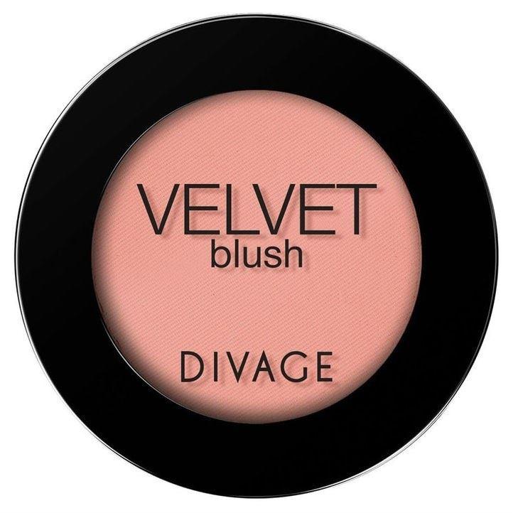 Румяна Divage Velvet Blush (8706) blush румяна pale nectar