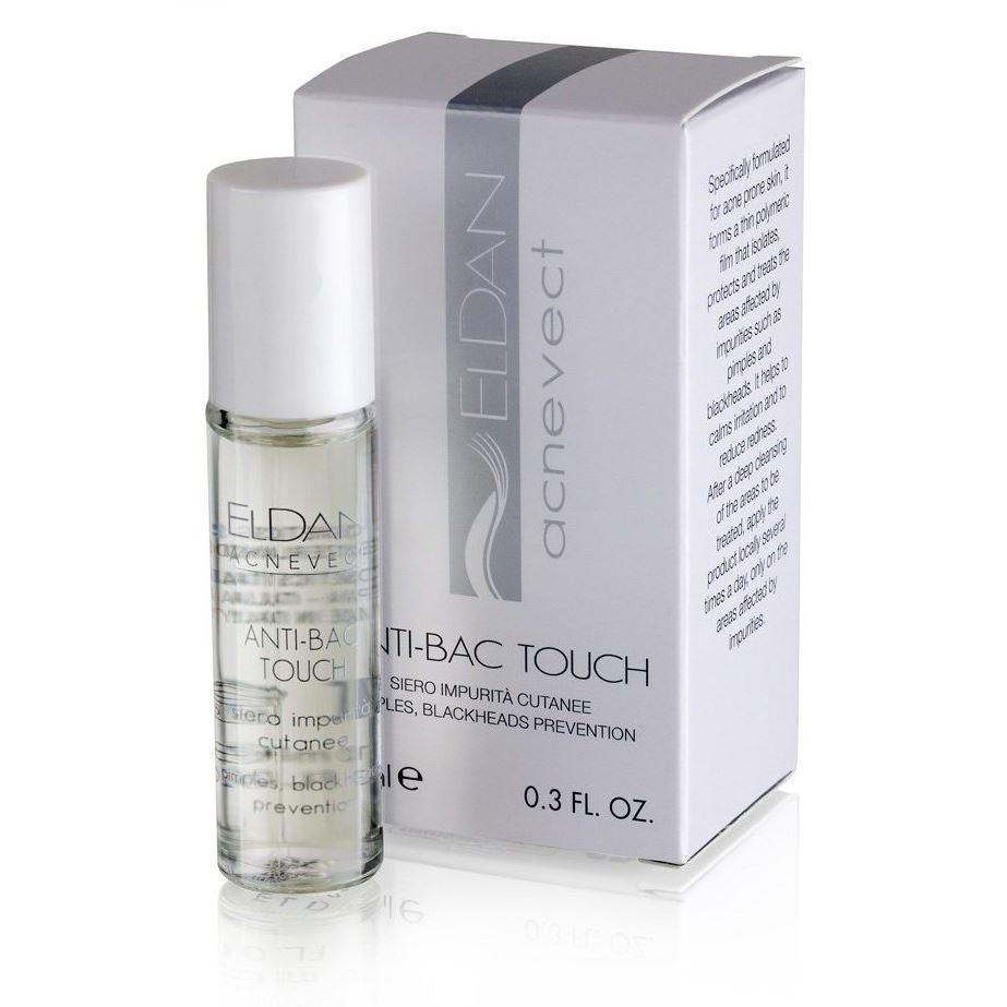 Гель Eldan Anti Bac Touch eldan очищающее средство для проблемной кожи eldan le prestige cleaners anti bac touch eld 138 10 мл